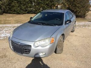 2004 Chrysler Sebring - Fully Loaded*