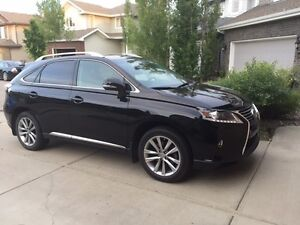 2015 Lexus RX 350 SUV Lease/Purchase (Black)