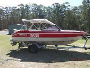 1990 Haines Hunter 530 SLA Bowrider Sheldon Brisbane South East Preview