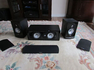ENERGY Front and Center speakers