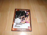 Dirty Harry Special Edition Clint Eastwood collection Still sealed