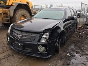 2008 Cadillac SRX4 just in for parts at Pic N Save!