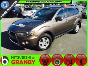 2012 Mitsubishi Outlander LS AWC 7 PASSAGERS