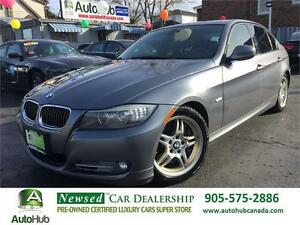 2009 BMW 3 Series 335d DIESEL|LEATHER|SUNROOF|ALLOY|IMMI