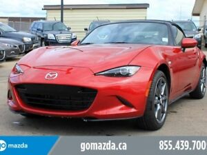 2016 Mazda MX-5 GT YEAR END CLEARANCE LEATHER NAVIGATION