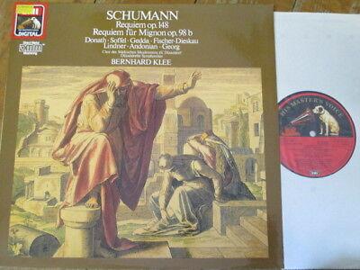 ASD 1467561 Schumann Requiem Op. 148 etc. / Donath / Klee / Dusseldorf SO