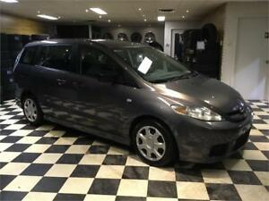 2007 Mazda 5 GS. 6 passagers. $1995. Tel:514-692-2005