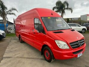 2008 Mercedes-Benz Sprinter SLWB High Roof 5 Speed Automatic Van Carrum Downs Frankston Area Preview