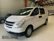 2012 Hyundai iLOAD TQ2-V MY12 White Manual Van Laverton North Wyndham Area Preview