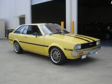 1980 Toyota T-18 SE Deluxe 5 Speed Manual Liftback Brompton Charles Sturt Area Preview