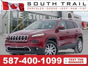 2017 Jeep Cherokee Limiter - Call/txt ROGER @ (587)400-0613