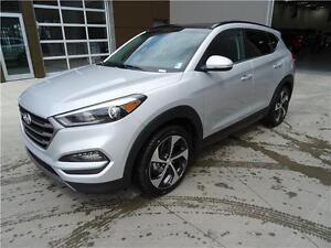DEMO 2016 Hyundai Tucson Limited Specially Priced $33888