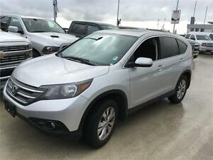 2014 Honda CR-V EX AWD just 29.000 km silver