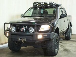 2009 Nissan Frontier PRO-4X 4WD Crew Cab w/ Offroad Accessories,