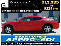 2010 Dodge Charger SXT $129 bi-weekly APPLY NOW DRIVE NOW