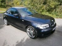BMW 118 2.0TD 2012MY d Sport Plus Edition