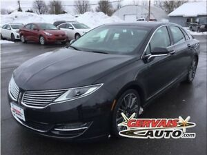 Lincoln MKZ Hybrid GPS Cuir Toit Ouvrant MAGS 2014