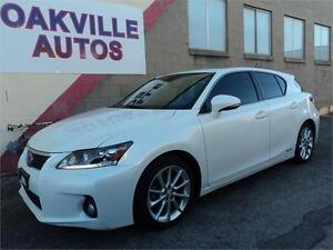 2013 Lexus CT 200h CT200H NAVIGATION ENERGY SAVER PKG SAFETY INC