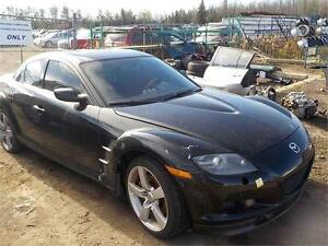 2004 Mazda RX-8 GS Re-Builder