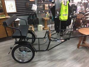 Mini/Small Pony Size Driving Cart