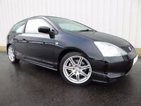 Honda Civic Type-R, 2.0i, 3 Door, Hard To Get in this Fabulous Condition with Super Service History