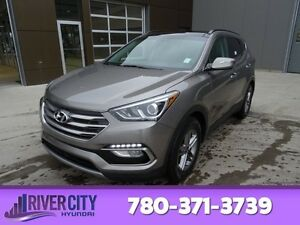 2017 Hyundai Santa Fe Sport AWD SE Leather,  Heated Seats,  Back