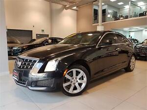 2014 Cadillac ATS 2.5L **ONLY 67KM-FACTORY WARRANTY**
