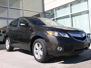 2015 Acura RDX AWD/HEATED FRONT SEATS/BACK UP CAMERA/SUN ROOF