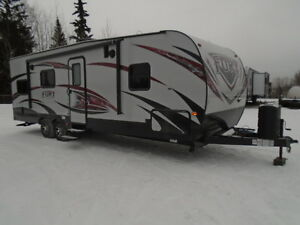 2016 Fury 2614X Toyhauler Reduced To Go