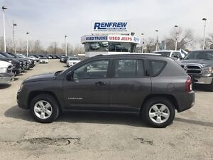 2016 Jeep Compass Sport ONLY 140KM!