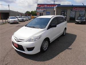 2010 Mazda Mazda5 GS 6 PSSGR 4 CYL AUTO AIR CLEAN EASY FINANCING