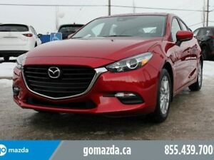 2018 Mazda Mazda3 Sport GS Moon roof package