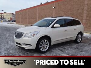 2015 Buick Enclave AWD PREMIUM Accident Free,  Navigation (GPS),