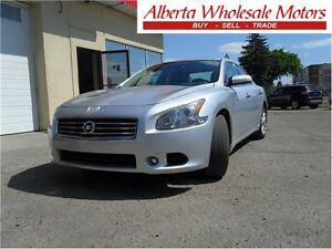 2011 Nissan Maxima 3.5 SV WE FINANCE ALL EASY FINANCE
