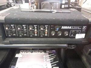 Yorkville Mixer. We sell used music equipment.  34725