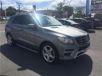 2012 Mercedes-Benz M-Class ML350 BlueTEC,AMG PACKAGE,NAVI,TOIT