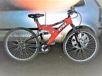 full suspension mountain bike for sale