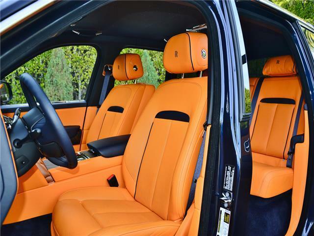Image 22 Coche Americano usado Rolls-Royce Cullinan 2020