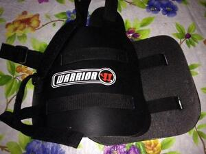 Warrior Rib/Back Guard for Lacrosse - for approx 7-9 year old Cambridge Kitchener Area image 2