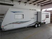 **EXCELLENT SHAPE! **COUPLES+! **USED TRAVEL TRAILER FOR SALE!