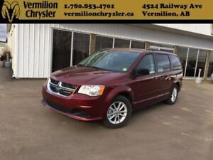2017 Dodge Grand Caravan SXT Plus, Stow N Go, DVD, Power Seat