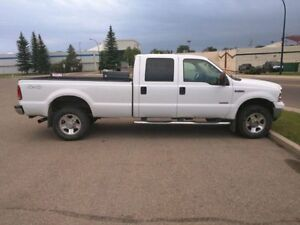 F350 DIESEL 8FT BOX FOR HIRE LOADS OR TOWING NEEDS CANADA WIDE