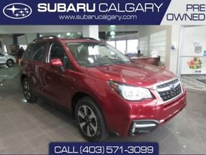 2018 Subaru Forester Touring l AWD l BACK UP CAM l PWR GRP