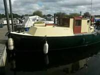 Boat for sale vintage 1956...electric powered