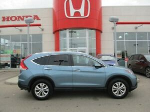 2014 Honda CR-V Touring AWD Navigation Sunroof