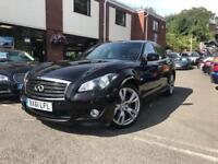 2011 61-Reg Infiniti M 3.7 S V6 auto GT,GEN 71,000 MILES,BIGGEST SPEC EVER! LOOK