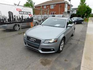 AUDI A4 2.0T QUATTRO (AUTOMATIQUE BLUETOOTH)