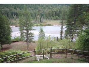 2888 Mabel Lake Rd, Enderby BC - 14 Acre Riverfront Property!