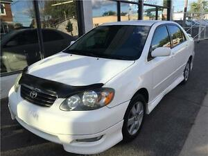 2005 Toyota Corolla S 5vit/AC/Mags.  SPECIAL 2450$