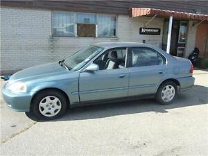 1999 Honda Civic EX Kitchener / Waterloo Kitchener Area image 1